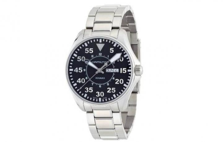 汉米尔顿手表长时间不佩戴不走了,是坏了吗?