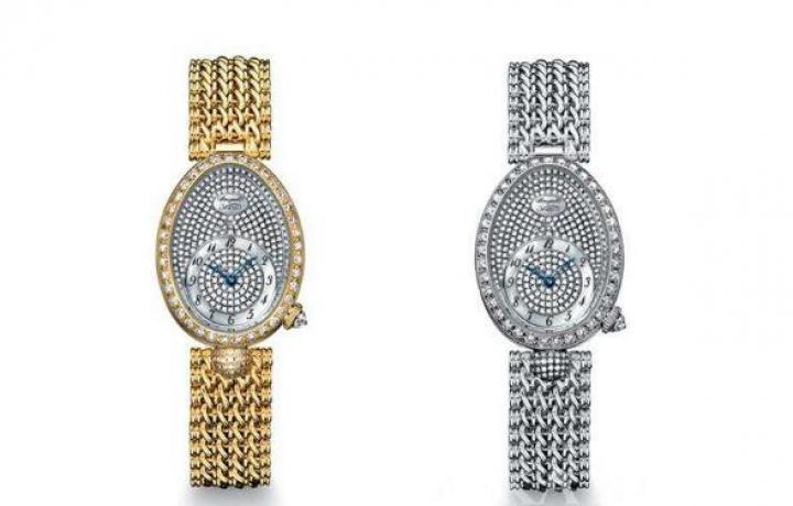 想做自己的女王,就从品位宝玑手表开始吧