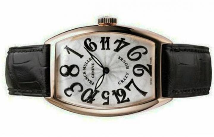 怎么辨别法穆兰石英手表的真假?