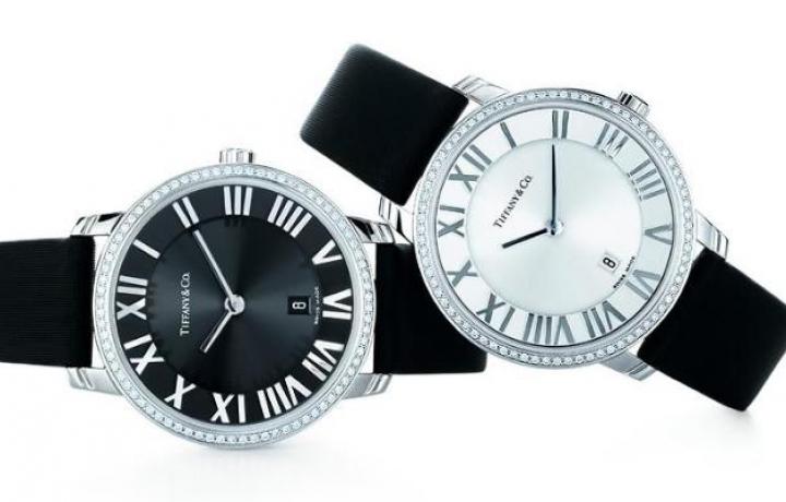 蒂芙尼石英手表表玻璃碎了?小时教你怎么办