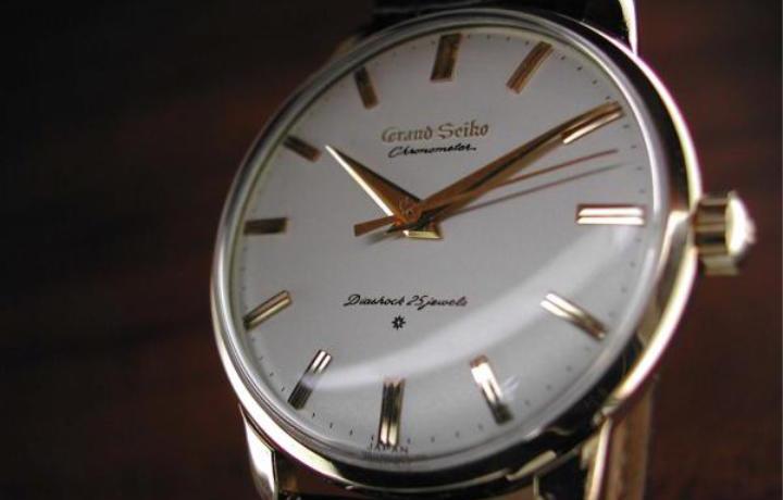 别笑,精工GS腕表系列你不一定买得起!