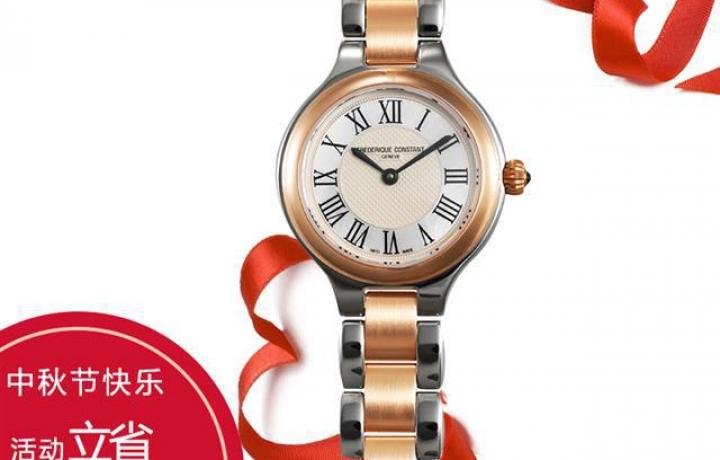 康斯登机械女款腕表中秋打特价,到底值不值得购买?