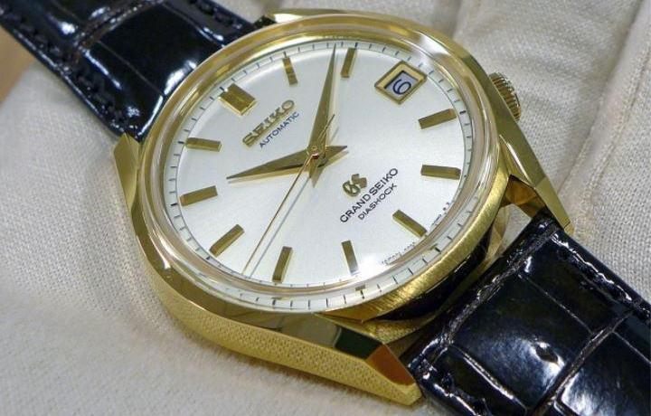 精工GS男款机械表系列历史典藏版62GS腕表
