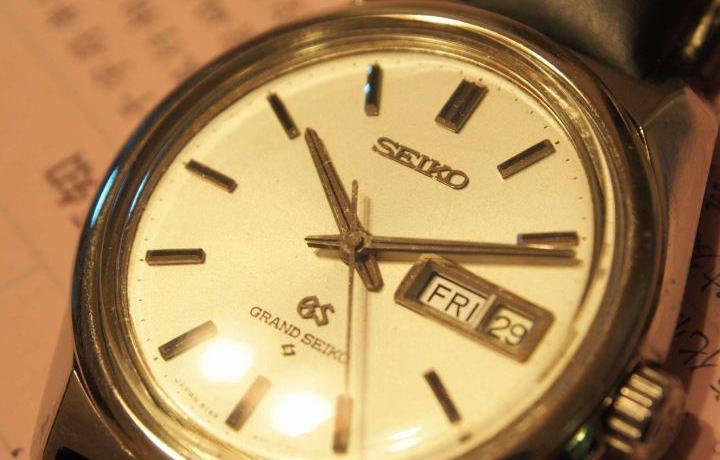 朗格与精工GS男款机械腕表系列的高低论断