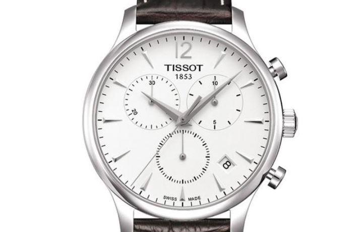 天梭男士手表哪款好看,两三千照样可以在朋友圈秀一圈?