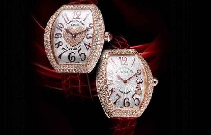 法穆兰手表正品与仿品的PK  谁与争锋