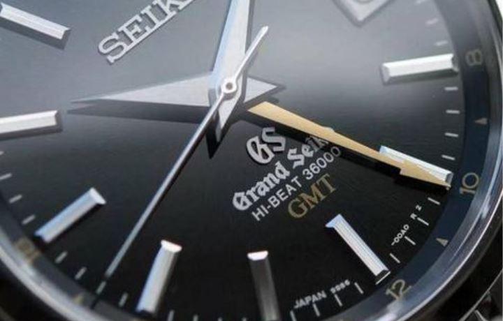 近距离接触精工GS SBGJ013G男款机械腕表系列
