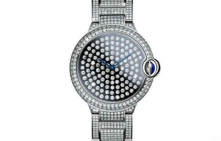 有钱人不可少的,卡地亚钻石腕表的收藏与保养知识