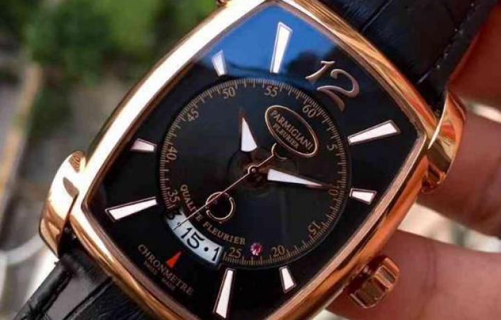 帕玛强尼腕表再造酒桶型腕表  品质与设计的飞跃