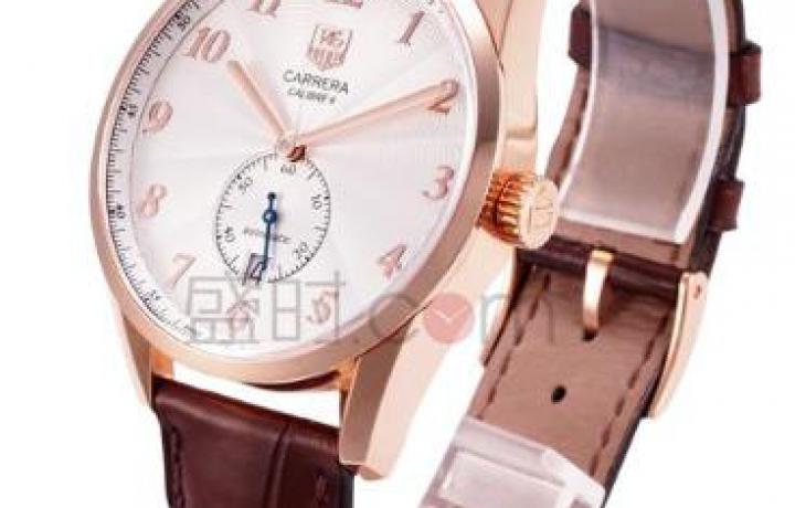 男人一定要有一块泰格豪雅手表