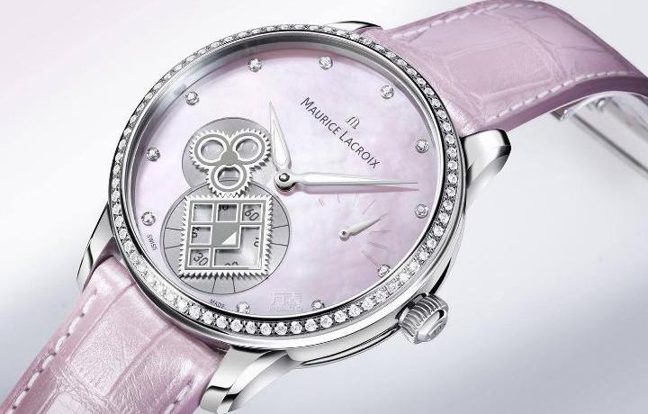 如何给女朋友挑选礼物?艾美女款手表挑选方法