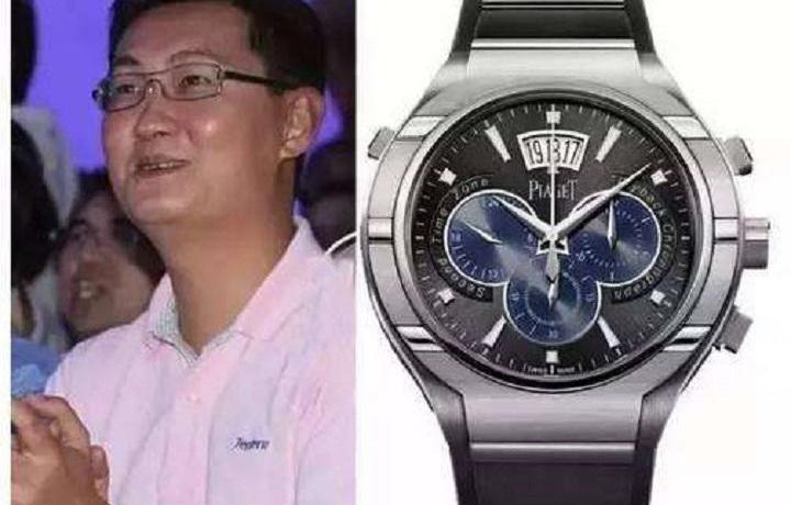 土鳖的你还在Get马云同款手表?