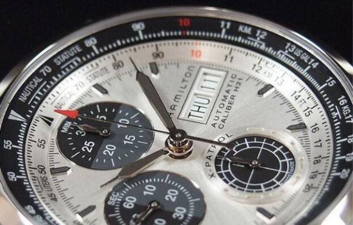 汉米尔顿机械手表怎么样?航空科技感彰显美国冒险主义精神