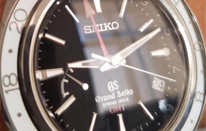 精工GS腕表系列Spring Drive GMT的诱人之处