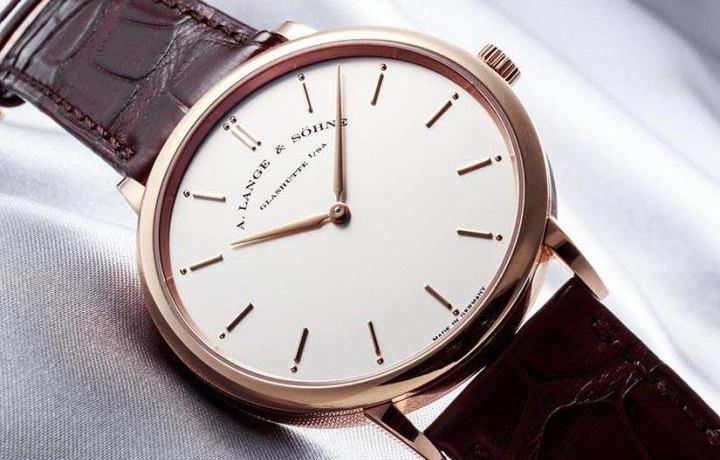 格朗手表:来自萨克森夜晚的繁星闪烁