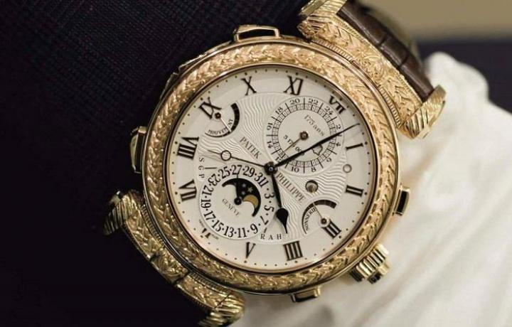 来说说你心目中的手表之王是谁?