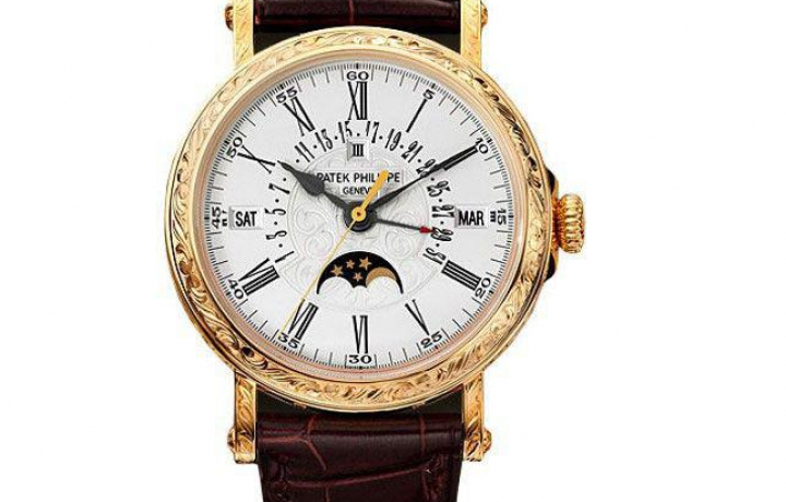奢华手表品牌——百达翡丽有什么韵味?