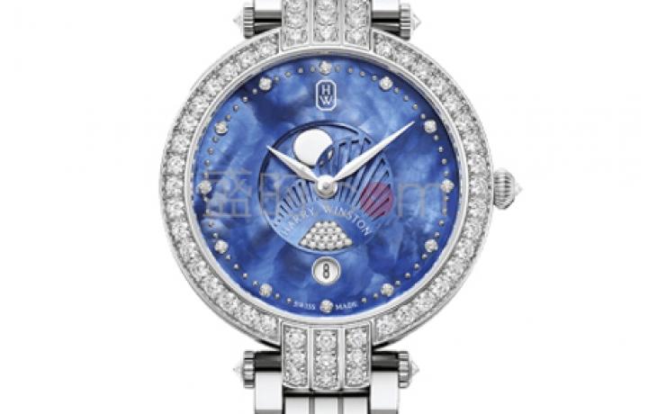 除了珠宝首饰,您可能还需要一款海瑞温斯顿机械手表