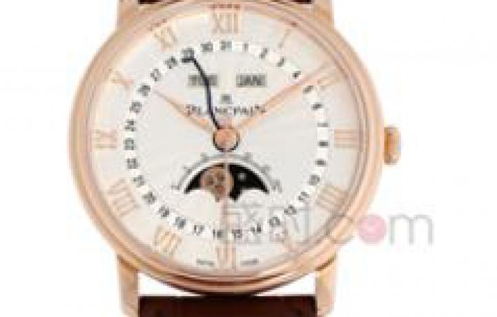 宝珀机械男款腕表  彰显绅士风度的高端手表