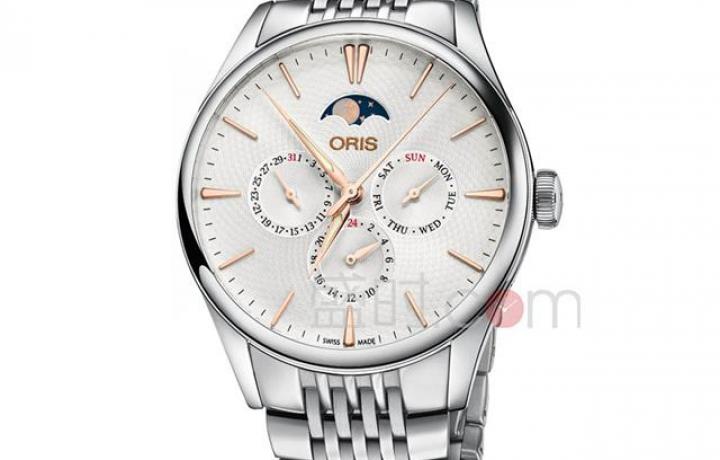 豪利时机械女款腕表算不算一款高档腕表