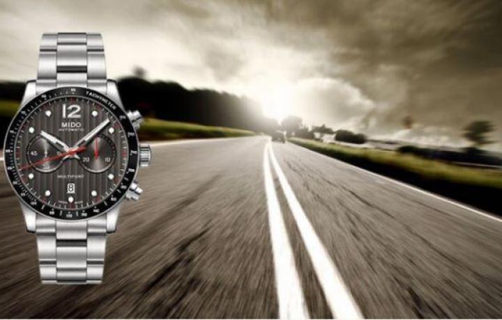 美度手表舵手系列—带你体验非一般的感觉!