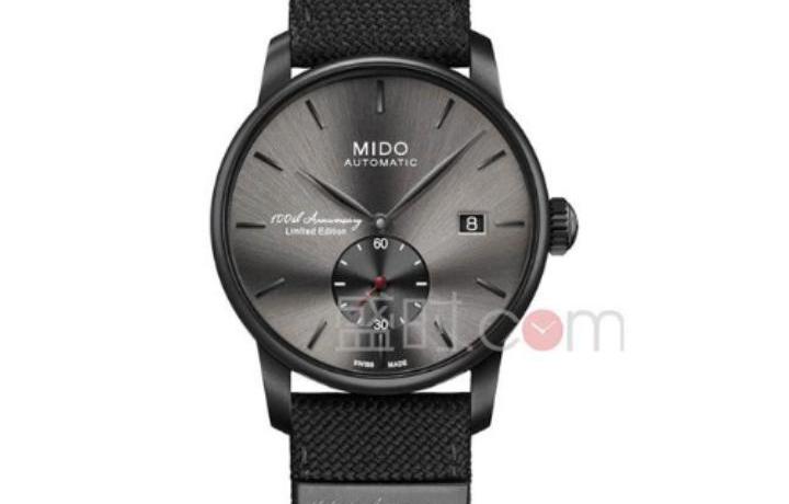 美度限量款手表,只为凸显你的气质!