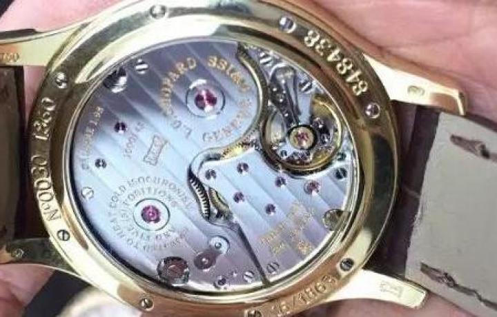 精工手表gs价格居高不下在于细节