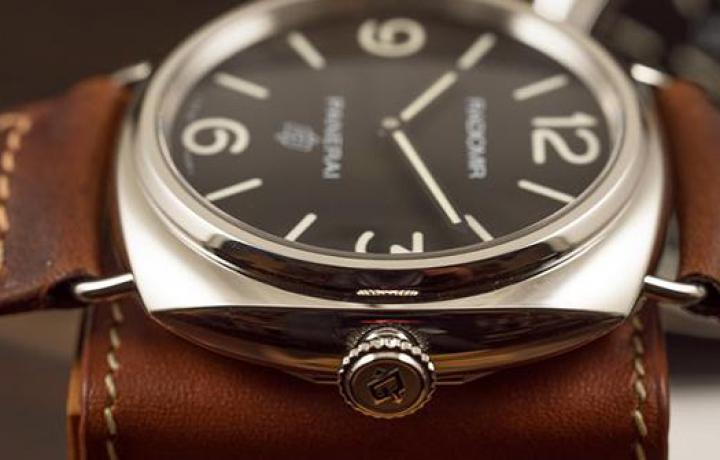 沛纳海radiomir系列腕表的顶级展现