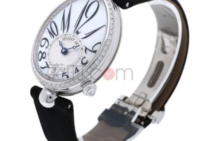抬起手腕看到的不仅仅是时间,还有宝玑机械女款手表