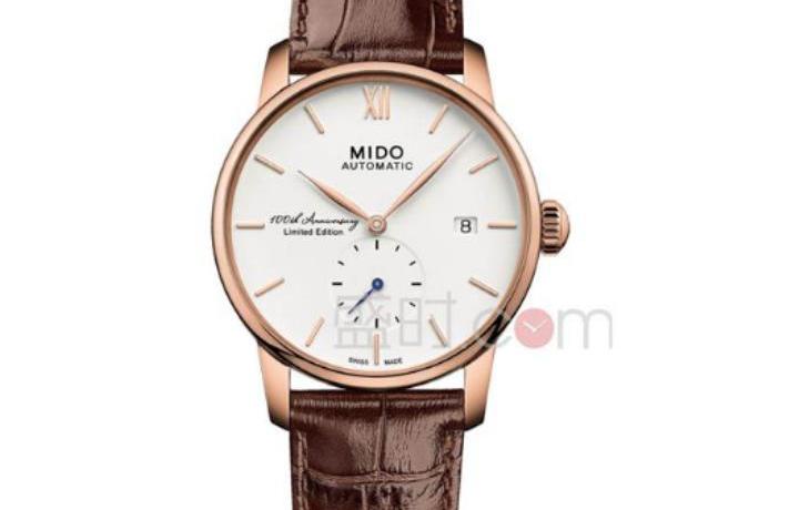 为什么美度的手表要买限量款,说说理由