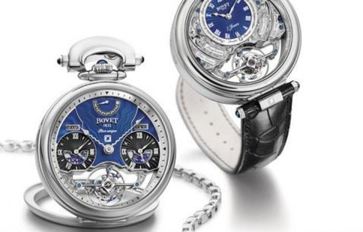 腕表领域的领导品牌——播威手表
