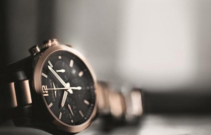 浪琴嘉岚系列手表,品别样人生