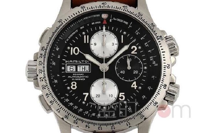 你心中的汉米尔顿手表是这个样子的吗?