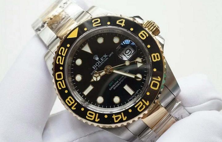 有了GMT功能手表,我的时间我做主!