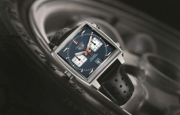 TAG Heuer泰格豪雅致敬历史, 庆祝Monaco(摩纳哥系列)腕表50周年