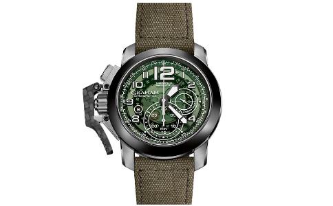 格林汉手表,做自己的英雄