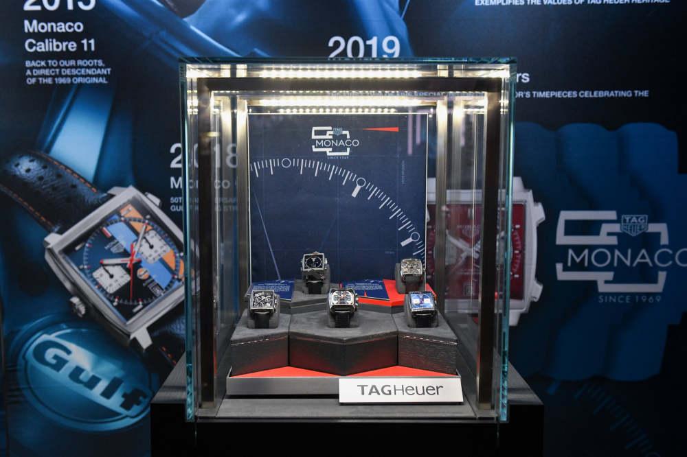 驰骋历史,揭幕未来: TAG Heuer泰格豪雅于纽约发布第三款 Monaco(摩纳哥系列)限量版腕表