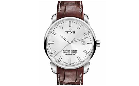 titoni手表档次怎么样?