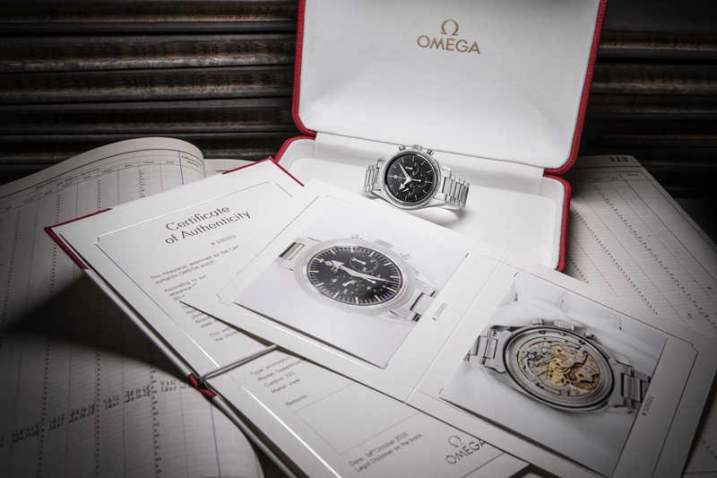 歐米茄推出古董表官方認證