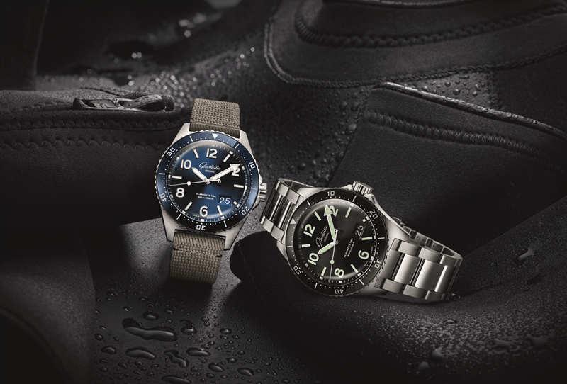 SeaQ 腕表复兴德国钟表重镇格拉苏蒂的潜水表传统