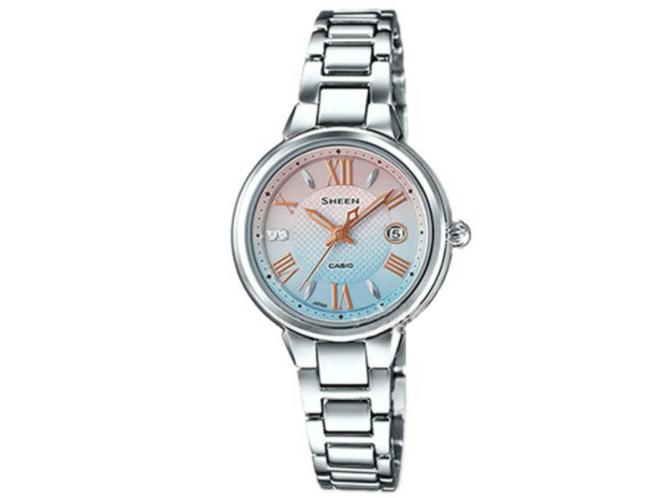 关于卡西欧女性手表的价格和手表性能的知识