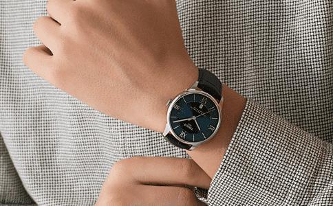 金属卡西欧手表表带拆卸示意图(文字版)