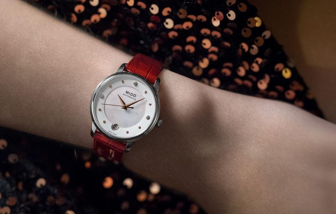 走亲访友,悦见新年 | 瑞士美度表新年腕表推荐