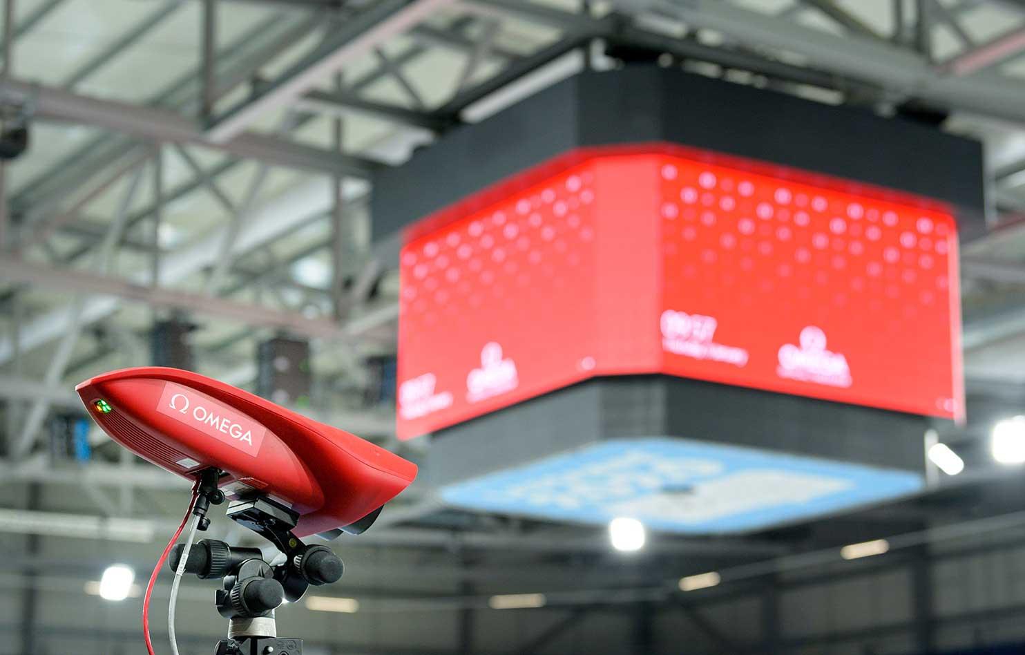 精准计时 助力冬青奥 欧米茄荣耀担任2020年洛桑冬季青年奥运会正式计时