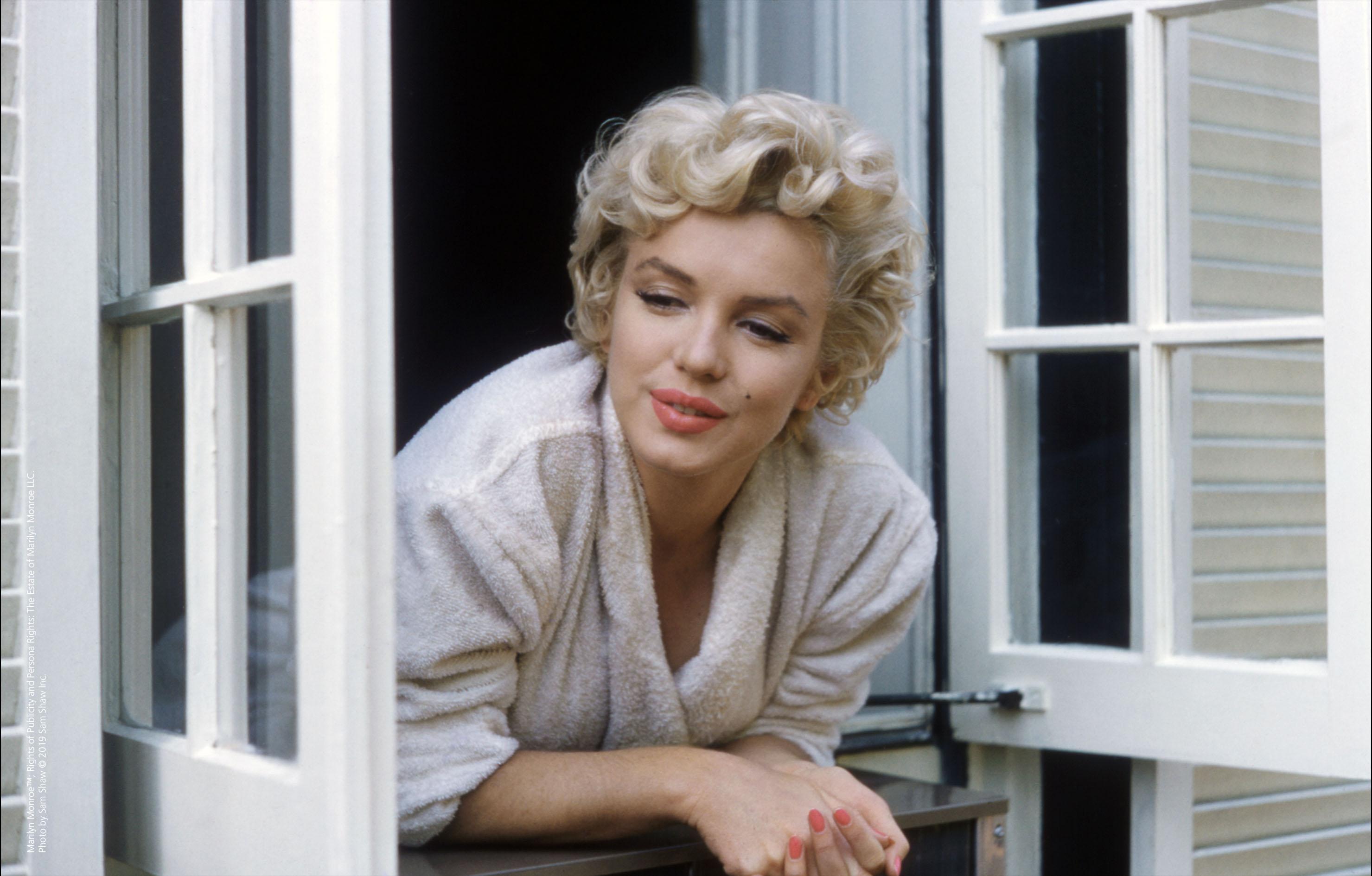 宝珀女装腕表「独立,浪漫与智慧」专题——玛丽莲·梦露:独立,做精彩自我