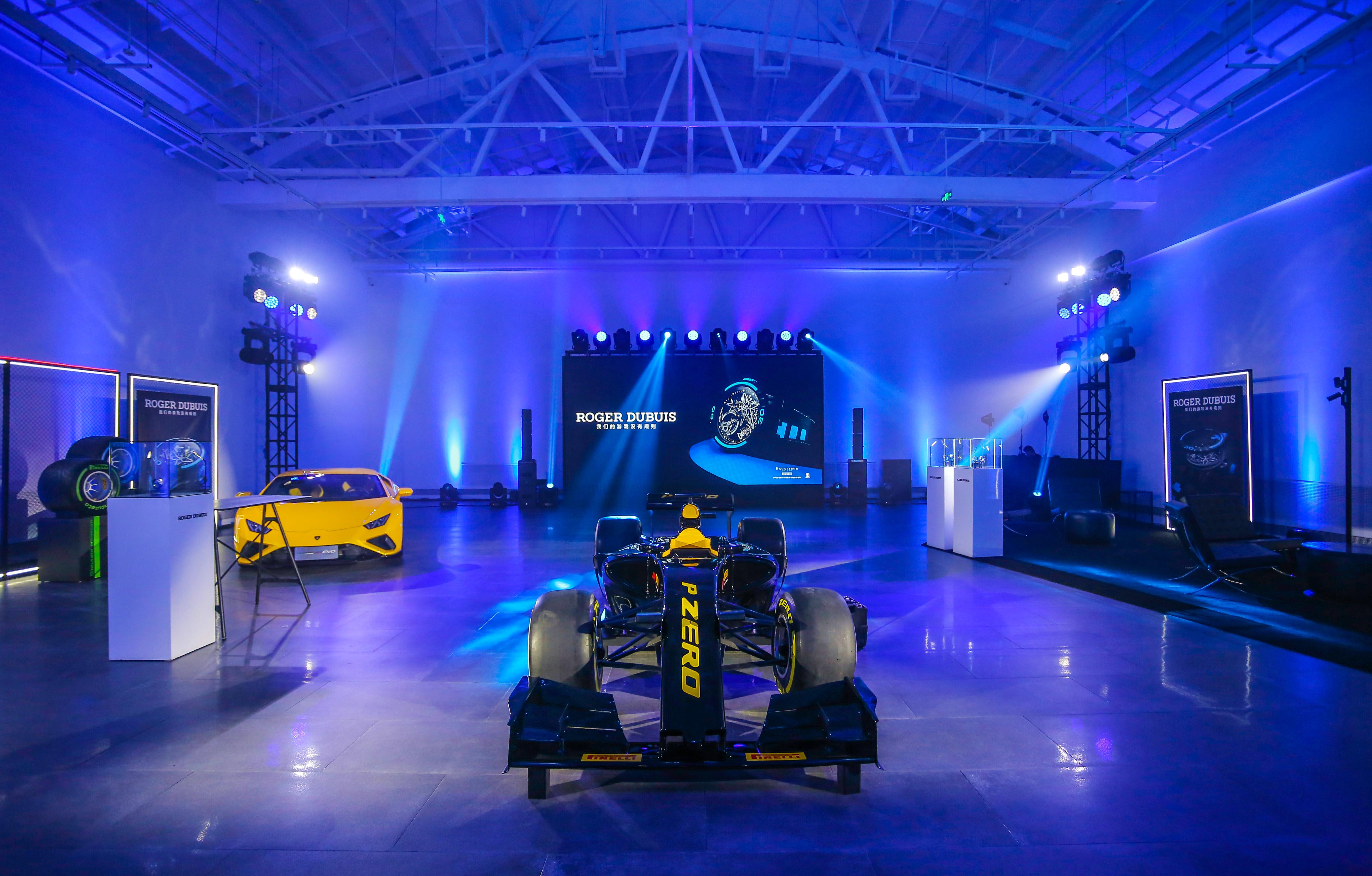 一触即发 颠覆游戏规则 Roger Dubuis 罗杰杜彼携手 Pirelli 倍耐力呈现全新震撼力作