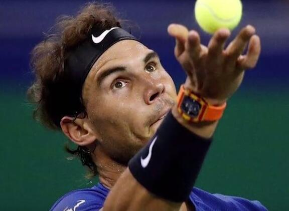 网球与腕表的不解之缘