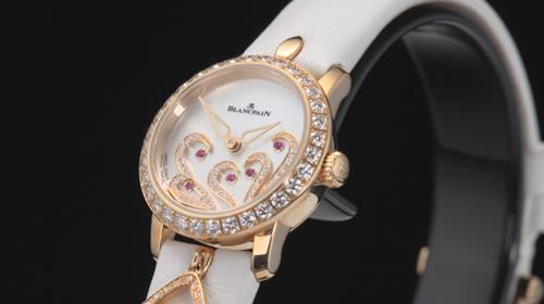 Blancpain宝珀女装系列贵妇鸟Ladybird腕表