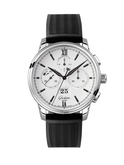 Glashütte Original格拉苏蒂原创议员大日历计时腕表