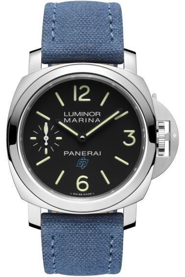 Panerai沛纳海44毫米3日动力储存精钢腕表